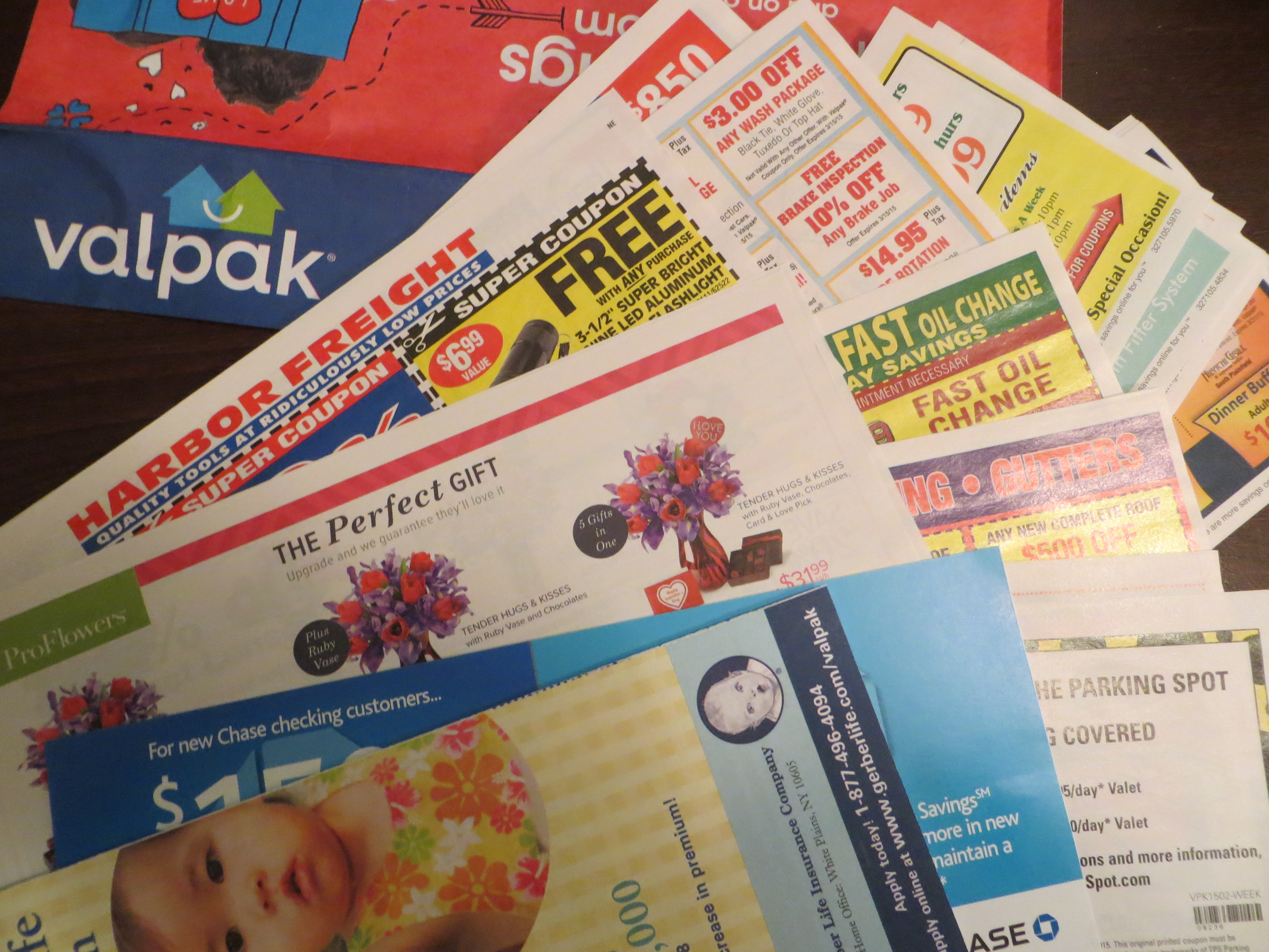 how to stop junk mail inging
