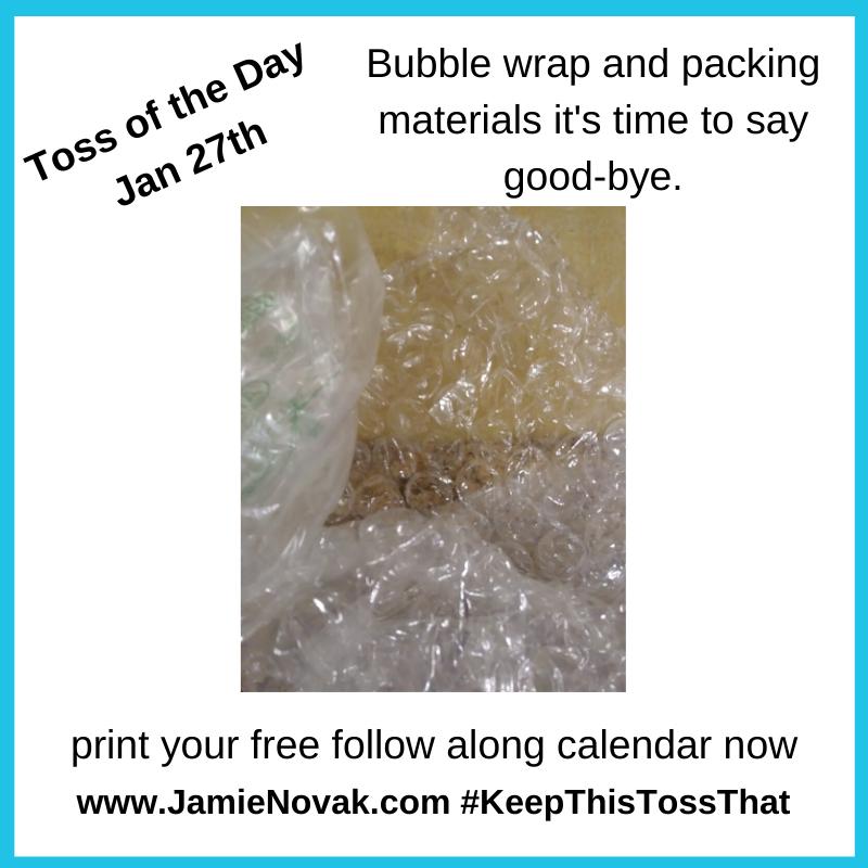Jamie Novak organizing expert author Keep This Toss That