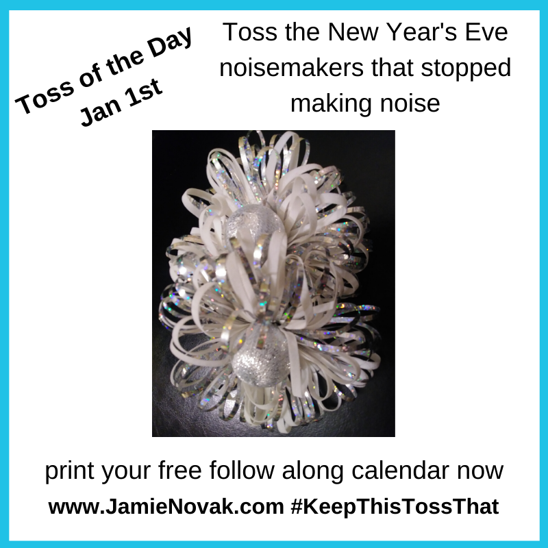 Jamie Novak author expert organizer Keep This Toss That how to organize your house