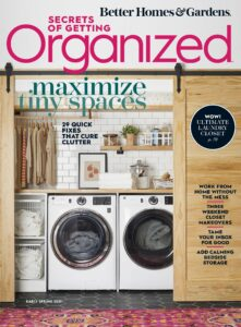 Secrets of Getting Organized Jamie Novak Better Homes and Gardens