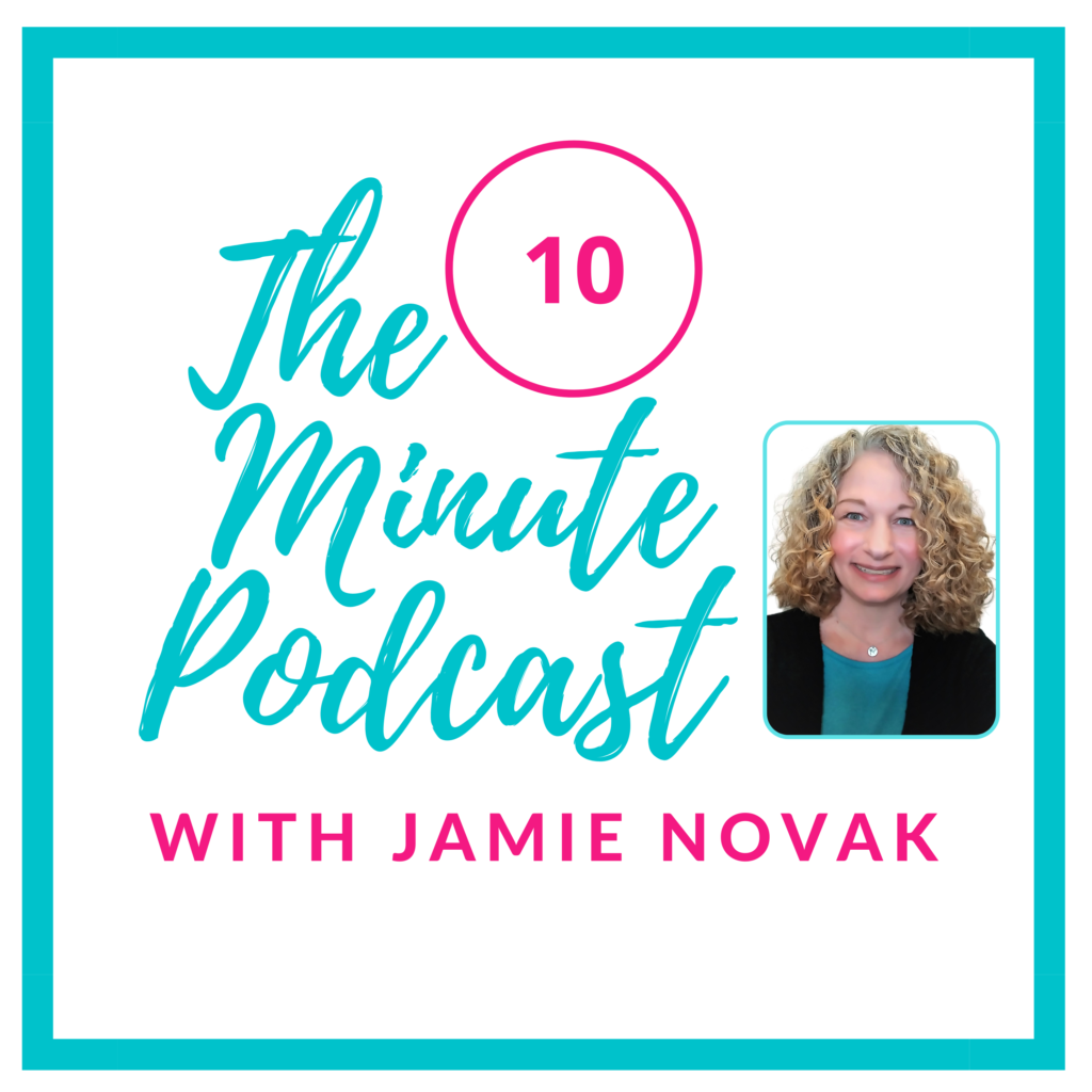 Jamie Novak how to organize your home in 10 minutes