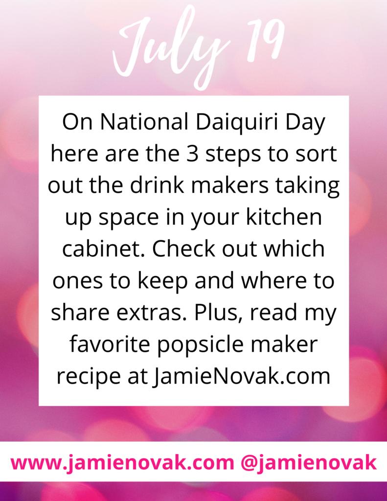 National Daiquiri Day