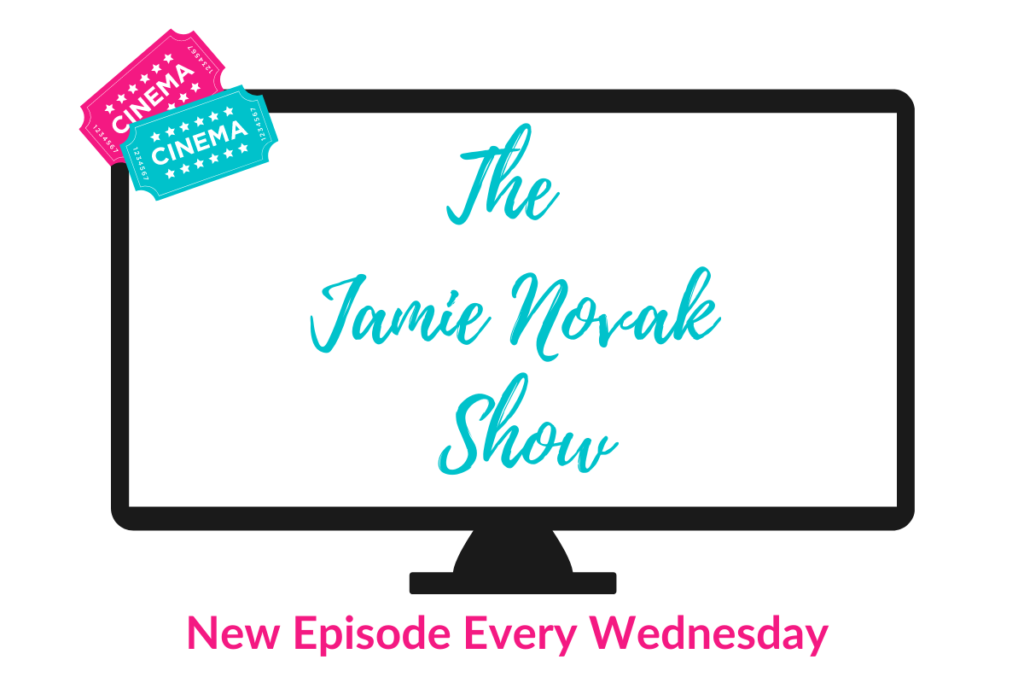 Jamie Novak You Tube show How to Reduce Clutter at Home