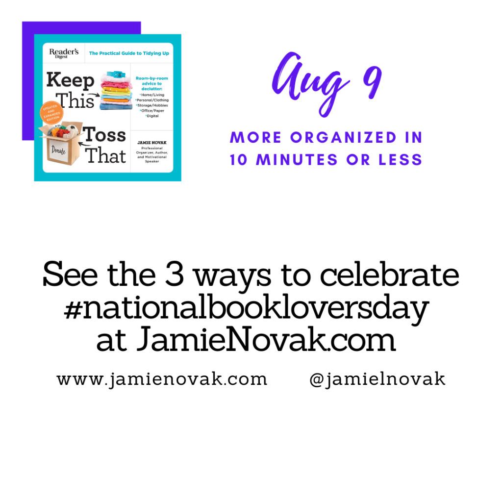 National Booklovers Day